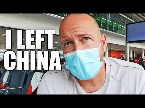 Why I am leaving China.