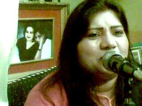 Geet sangeet academy Rwp singer Fouzia naz(broad casted by nadeem iqbal).mp4