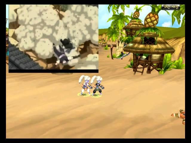 Dragonica Drakan - Naruto Vergleich