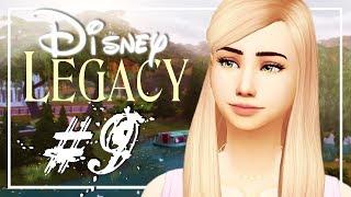 The Sims 4: Династия Disney: Золушка || #9 - УЖЕ НЕ ДЕТИ