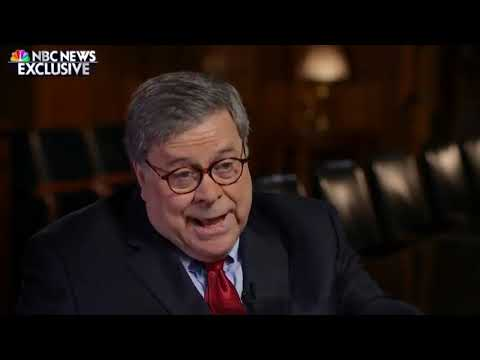 Barr On The Russia Investigation and FBI malfeasance