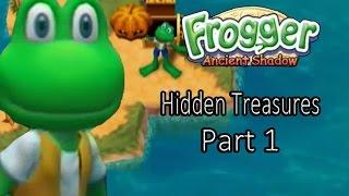 Frogger Ancient Shadow - Hidden Treasures Part 1