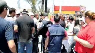 ESTE ES EL #PRI OPRESOR HOY EN SALTILLO