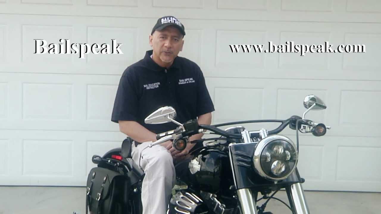 Harley Davidson Softail Slim Windshield