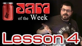 Jam of the Week - Lesson 4: Classic Funk Jam