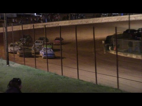 Hartwell Speedway Front Wheel Drives Feature Race 3/11/17