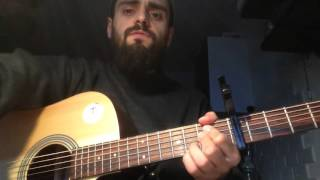 СЛОВО ЖИЗНИ youth - Надежда мира (акустическая версия, видео урок)