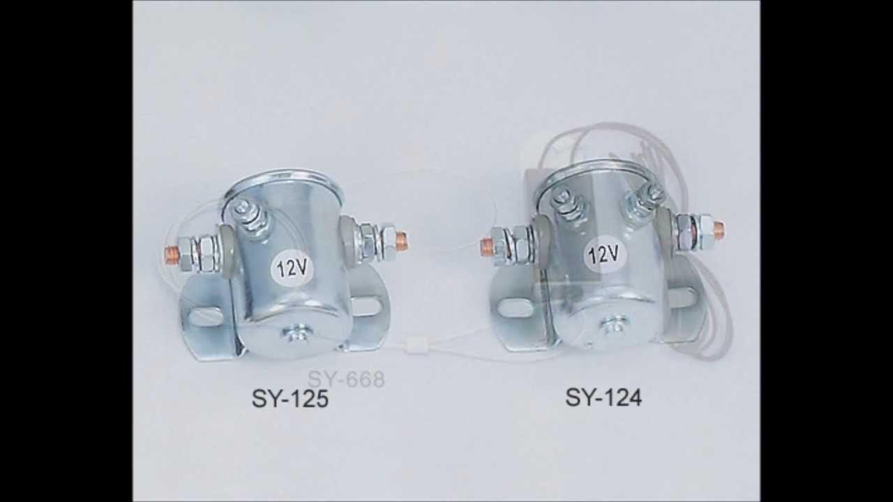 Trailer Light Converter  Breakaway Switch  3