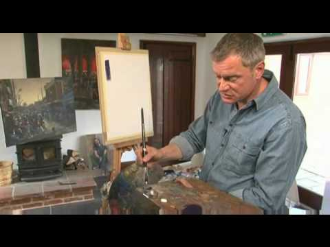 DVD - Starting Out in Oils with James Willis