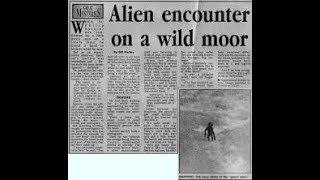 PHILIP SPENCER, THE ILKLEY MOOR ALIEN ENCOUNTER, UK 1987
