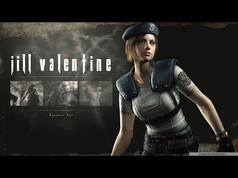 🔴 RESIDENT EVIL 1 HD REMASTER - JILL Valentine (Sarah Connor)