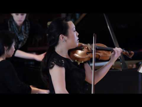 Strauss Violin Sonata in E-flat, Op.18