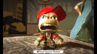 Little Big Planet custom costumes