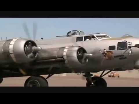 """B-17 Flying Fortress """"Liberty Belle"""""""