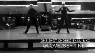 One Shot by Robin Thicke Ft. Juicy J  - Zumba Dance Fitness Choreo by MJ & KC