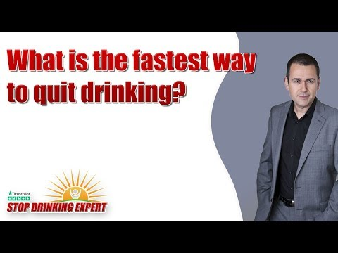 what-is-the-fastest-way-to-quit-drinking?---stop-drinking-expert