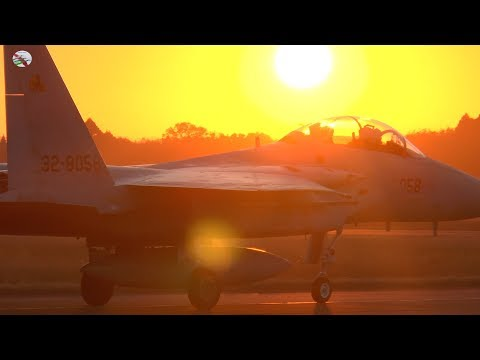 F-4 Phantoms - F-15's And More From Japan, Filmed Exclusively For AIRSHOW WORLD By James Feneley