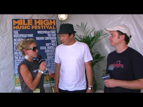 Big Head Todd interview Mile High Music Festival for Examiner.com