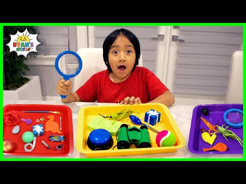 Guess What's Missing Challenge! Fun I Spy Games for kids!!