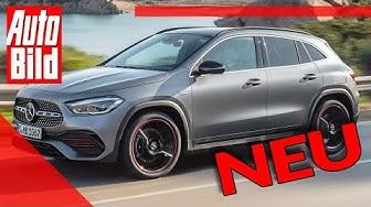 Mercedes GLA (2020): Neuvorstellung - SUV - Motor - Infos