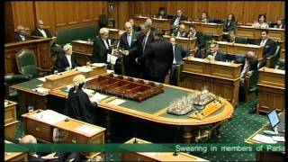 Swearing in members of Parliament - 20th December, 2011- Part 4