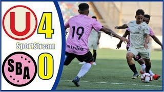 🤩RESUMEN GOLES DEBATE⚽️Universitario de Deportes vs Sport Boys⚽️ Liga 1 Apertura Peru Cup 2019
