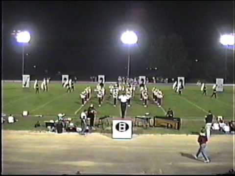 1995 Breckinridge County Marching Tiger Band