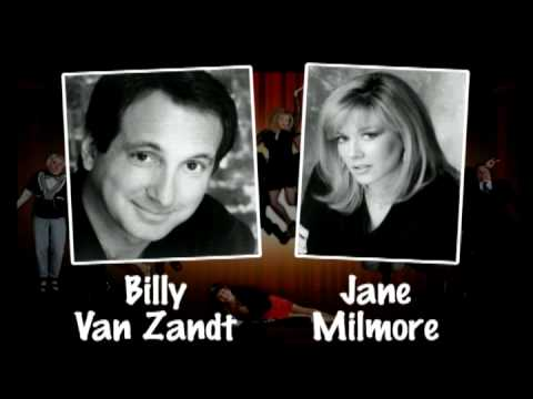HIGH SCHOOL REUNION THE MUSICAL 2009 COMMERCIAL with Billy Van Zandt & Jane Milmore