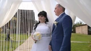 Ирина и Виталий. Церемония росписи.