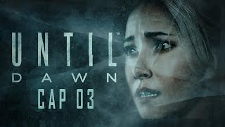 "Until Dawn campaña con ALKAPONE Ep. 3 ""La Mina"" I Audio Latino I"