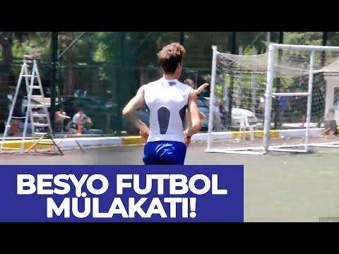 Marmara Üniversitesi Besyo futbol mulakatı