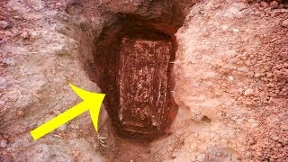 What These People Found Buried In Their Backyard Is Unbelievable. Wait Til You See #10.