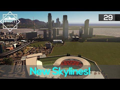 Cities Skyline : Dralley - New Skylines! (EP29)