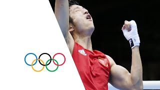 Shiming Zou Wins Boxing Men