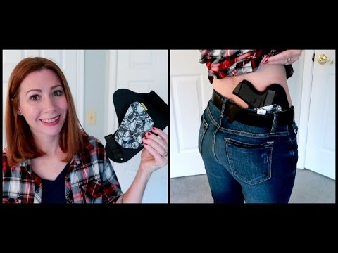 Carbon Carry Hybrid Holster Review :)