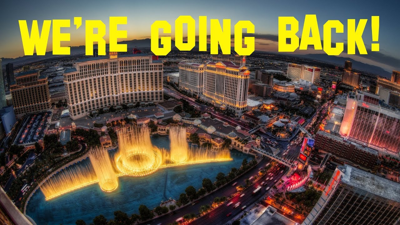 Weu0027re Going Back To Las Vegas June 28 July 11th. COME SAY HELLO!