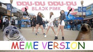 [K-pop in Public Challenge - San Francisco] BLACKPINK -  DDU-DU DDU-DU (뚜두뚜두) Dance Cover by SoNE1