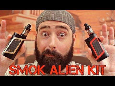 SMOK ALIEN 220W Mod Kit!