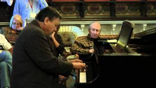 """REMEMBERING JESS STACY"": JAMES DAPOGNY at JAZZ AT CHAUTAUQUA 2011"