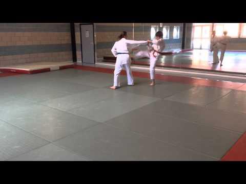 Thaï jitsu Randori