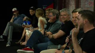 Nerd Hq 2016 A Conversation With The Cast Of Dead Rising Endgame