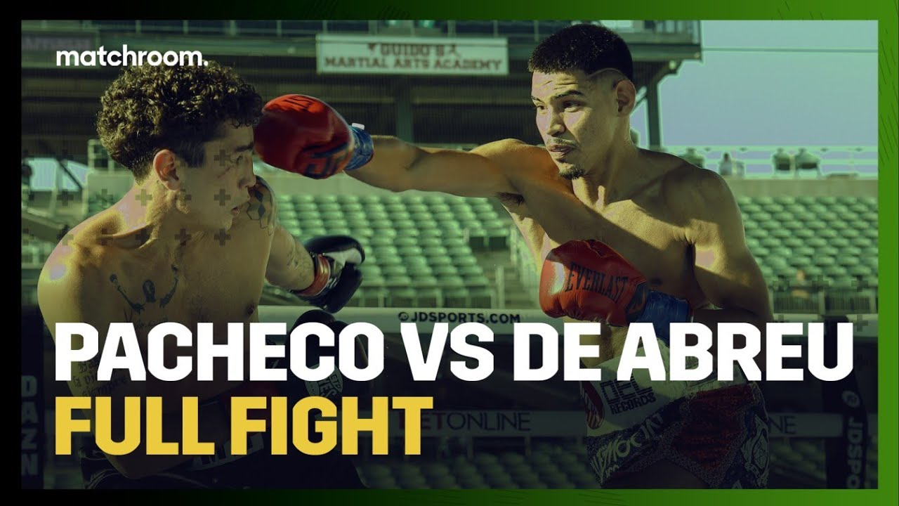 Download FULL FIGHT: Diego Pacheco vs Lucas de Abreu