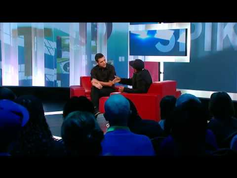 Spike Lee on George Stroumboulopoulos Tonight: INTERVIEW