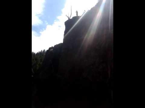 King Solomon Falls