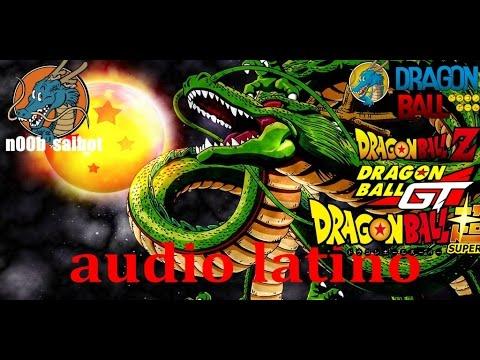 Ver Saga Dragon ball , Z , GT y SUPER en audio latino