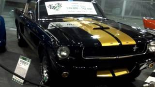 1965 Ford Mustang Hertz Replica Fastback