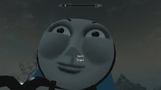 Repeat youtube video Thomas, Eater of Worlds [Skyrim][Really Useful Dragons Mod]