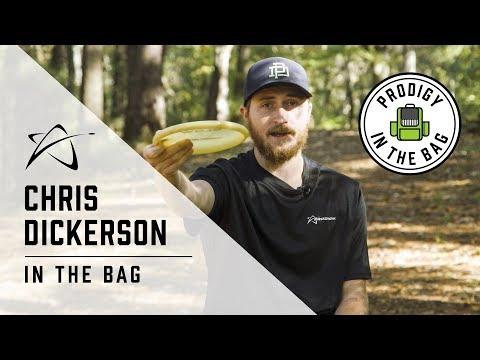 Chris Dickerson 2018