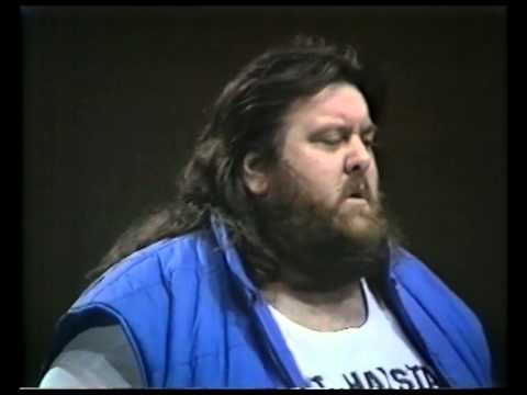 Giant Haystacks interviewed by Kent Walton
