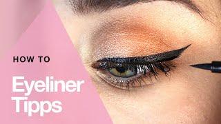 Welcher Eyeliner ist der Beste? Liquid, Kajal, Gel oder Filzstift? Mission Beautiful